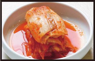 自家製白菜キムチ